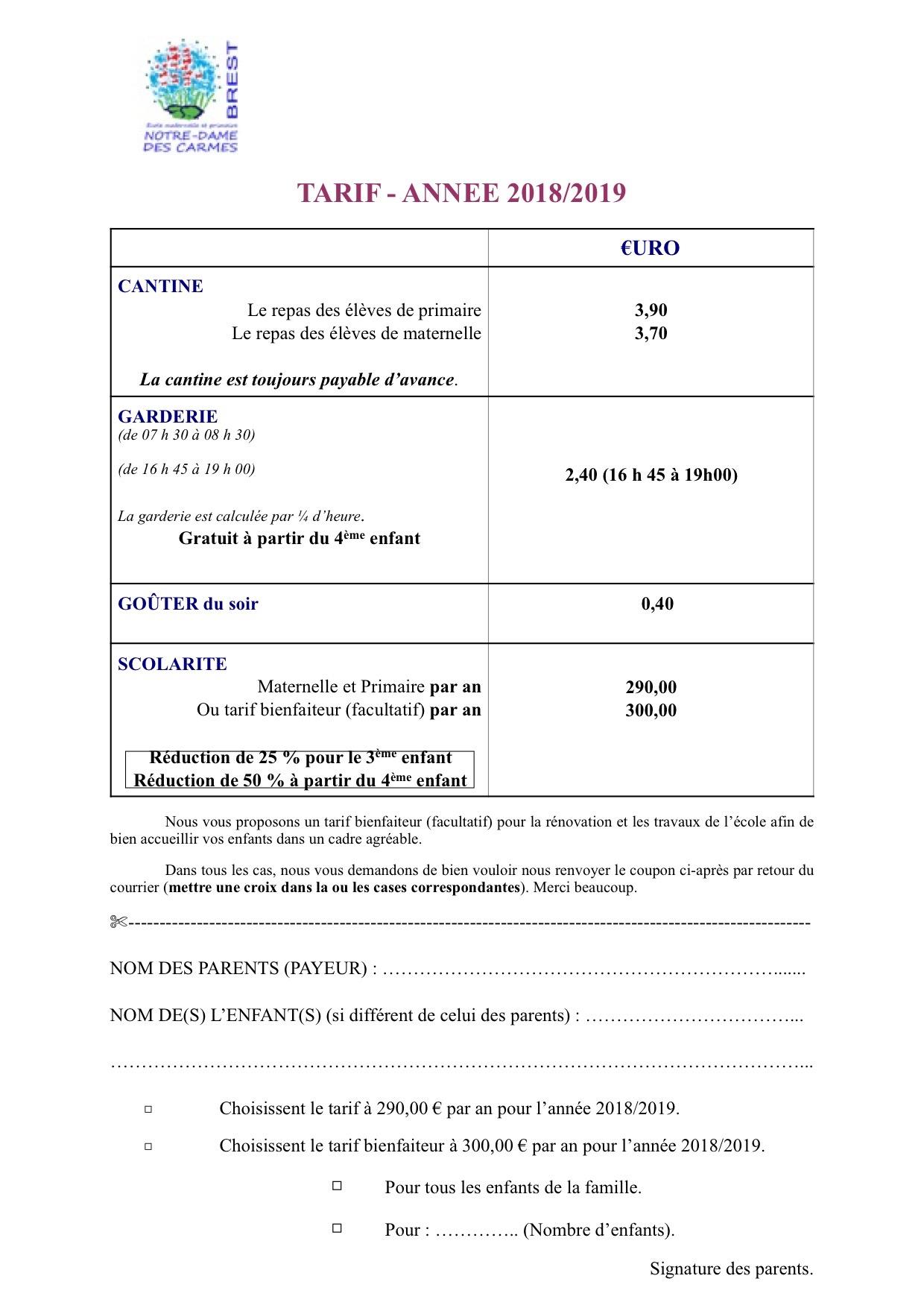 TARIF SCOLAIRE PDF (1)